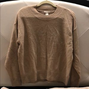 Light gold color Sweater